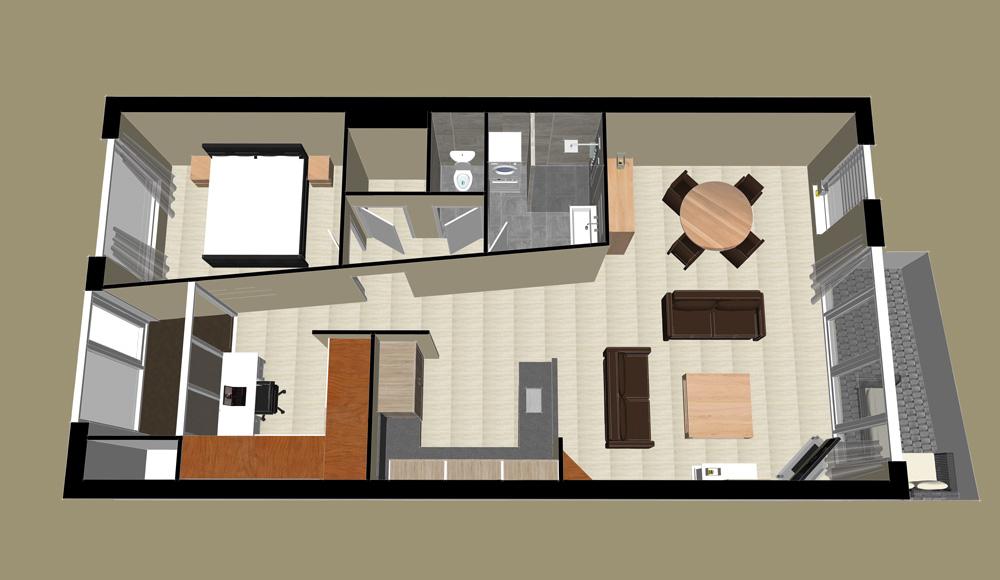 Design in 2D & 3D